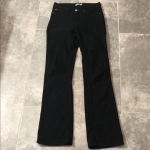 Royalty For Me Black Pants